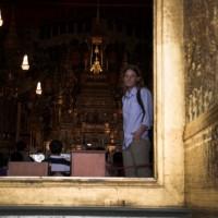 Ich und der Jade Buddha